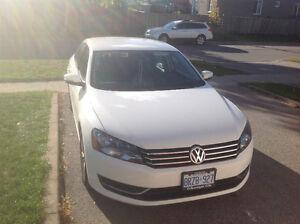 2013 Volkswagen Passat Comfort line Sedan