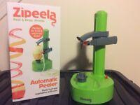 Automatic peeler