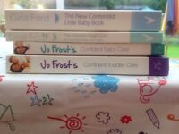 4 Books on Baby Care