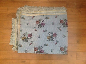 Vintage Bed Spread Size Double