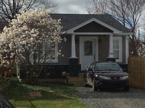 New house walk to NSCC, Woodside ferry, Dartmouth hospital