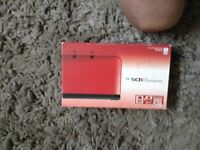 New Nintendo 3ds Xl red in colour!