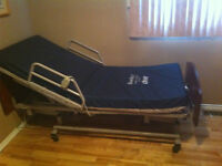 long term care mechanical home bed for sale/