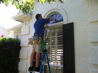 Window Cleaning and Eavestrough Cleaning in the GTA