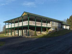 Executive Home & 82 Acres in Minden Ontario Area