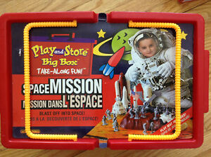Play & Store Space Mission for your budding astronaut! Kawartha Lakes Peterborough Area image 2