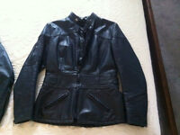 Woman's Drospo Motorcycle jacket FOR SALE