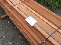 Hardwood timber