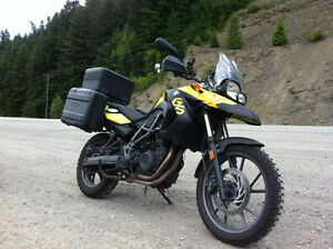 BMW F650 GS - Sun Yellow 2012 Special Edition London Ontario image 5