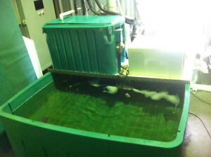 Self Contained Lobster Tank