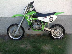 Minty 2002 Kx 65 second owner