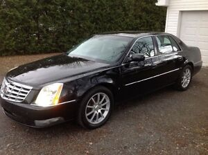 2008 Cadillac DTS PERFORMANCE PACKAGE siege massant
