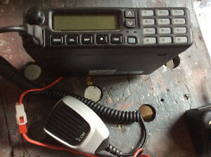 ICOM IC-F1821D 13, VHF 256 channel with keypad, 50w mobile