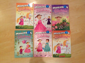 Pinkalicious books for early readers