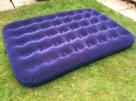 Hi Gear double inflatable bed