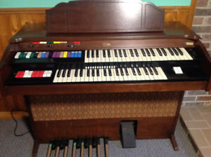 CONN Electric Organ