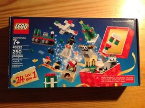 Lego 40222 - 24 in 1 Holiday Building set