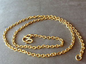 Gold Chain 24K or 999.9