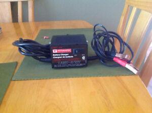 Chargeur de batterie mastercraft