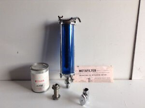 Metafilter dwf-c above counter water filter