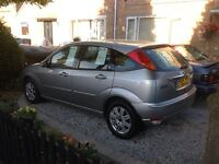 Ford Focus 2ltr ghia genuine 58.000 miles immaculate