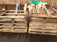 PALLETS FOR FREE UPLIFT 12