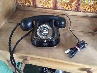 Period Bakerlite Telephone