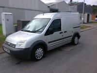 57 Ford Transit Connect 1.8TDCi ( 90ps ) T230 LWB L. Silver.
