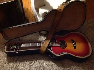 Yamaha acoustic Guitar  Kitchener / Waterloo Kitchener Area image 1