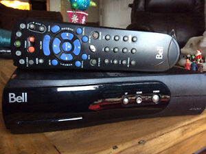 Bell Satellite Receivers 4100 (non HD)