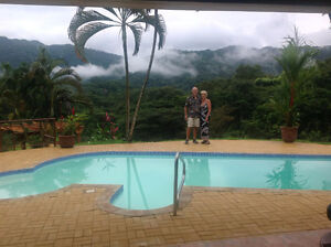Costa Rican Holiday Home for Rent