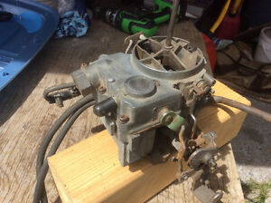 2 barrel Chev/GMC Rochester Carburetor Kingston Kingston Area image 2