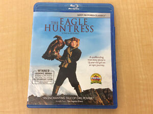 The Eagle Huntress DVD BlueRay