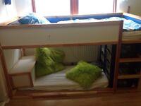 Kura IKEA child's cabin bed