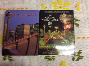 Calgary and XV Olympic Winter Games