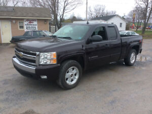 2008 Chevy 4x4 1500 LT 5.3 extracab shorty,march MVI $7500.0