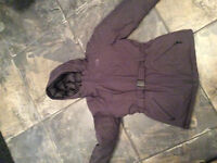 Brand New Charcoal North Face Women's Jacket