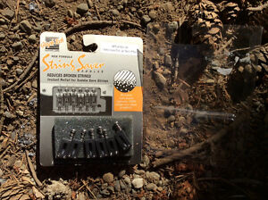 NOS string savers for American standard or strat plus graph tech