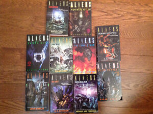 "Books from ""Aliens"" collection"