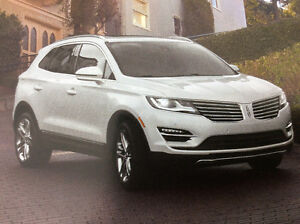 2015 Lincoln MKC Limited VUS