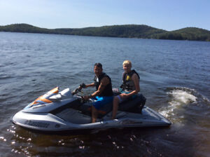 2009 Seadoo RXT with Trailer 3 Seater