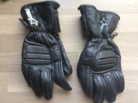 Ladies motorcycle gloves xxs