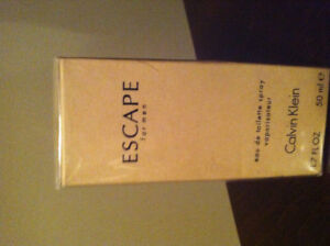 Escape for men cologne