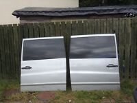 Mercedes vito sliding doors
