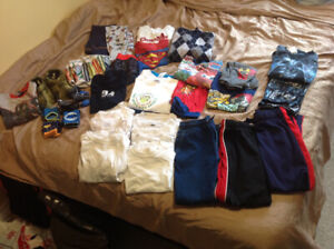 Child clothes for boys from size 6 to 12 (XXS to large)