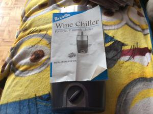 refroidisseur a vin portable