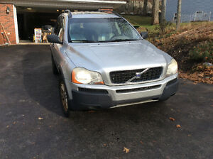 2006 Volvo XC90 2.5L Turbo 7seat SUV, SAFETY TO DEC 17 $REDUCED