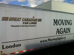 Moving Again. Movers in London.  London Ontario image 3