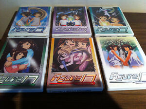 FIGURE 17 DVDS 1 TO 6