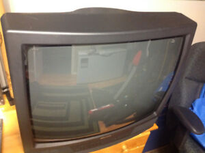 Older Tube tv